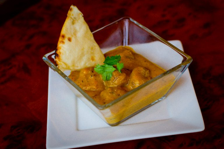 Chicken Korma with Naan